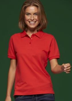 Рубашка-поло женская JN071