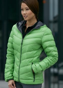 JN1059 Куртка пуховая с капюшоном