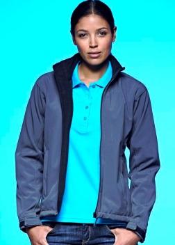 JN-137 Куртка женская Softshell
