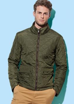 ST5260  Куртка стеганая мужская