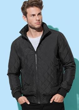 ST5270  Куртка стеганая мужская