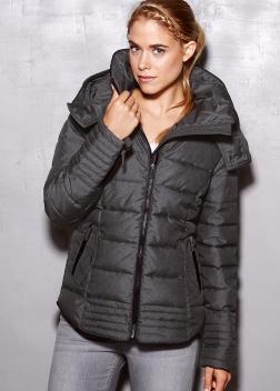 ST5320  Куртка стеганая женская