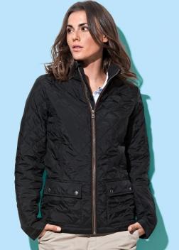 ST5360 Куртка стеганая женская