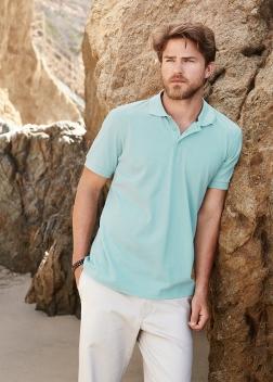Рубашка- поло  мужская ST9060