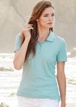 Рубашка-поло женская ST9150