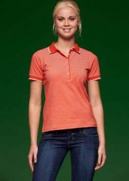 Рубашка-поло женская JN703