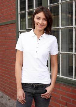 Рубашка-поло женская JN707