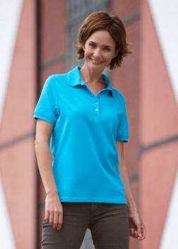 Рубашка-поло женская JN568