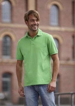 Рубашка-поло мужская JN569