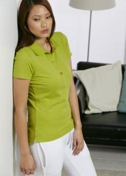 Рубашка-поло женская JN940