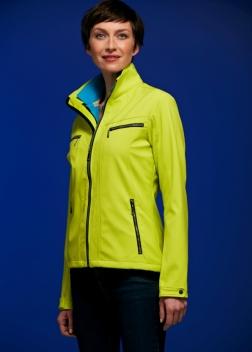 JN1057 Куртка женская Softshell