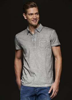 Рубашка-поло мужская JN988