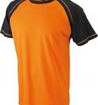 Оранжевый/Черный