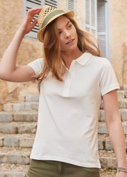 Рубашка-поло женская 8009