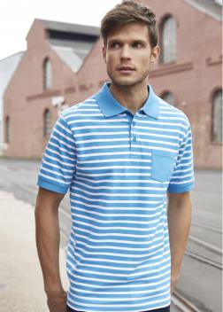 Рубашка-поло мужская 8030