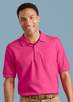 Рубашка-поло мужская GIL85800