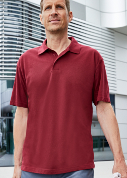 Рубашка-поло мужская JN025