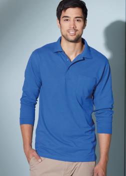 Рубашка-поло мужская JN029