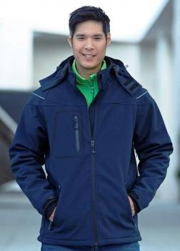 JN-1000 Куртка мужская Softshell