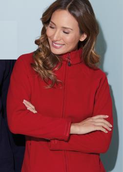 JN1007 Куртка женская флисовая