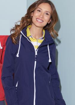 JN-1073 Куртка женская парусная