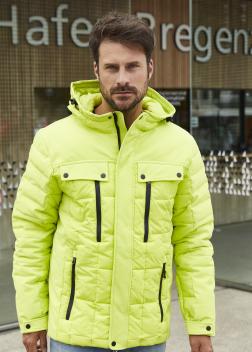 JN1102 Куртка зимняя спортивная