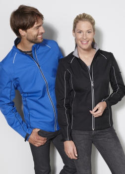 JN1122 Куртка Zip-Off Softshell