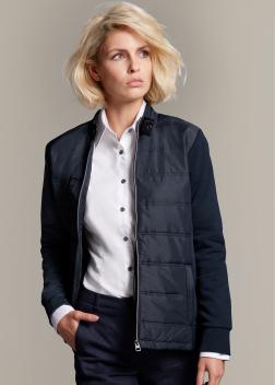 JN1123 Куртка женская гибридная