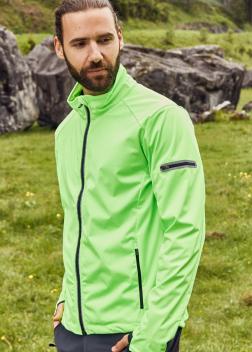JN1126 Куртка спортивная Softshell
