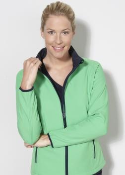 JN1129 Куртка женская Softshell