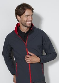 JN-1130 Куртка мужская Softshell