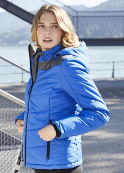 JN1133 Куртка женская зимняя