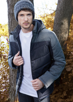 JN1134 Куртка мужская зимняя