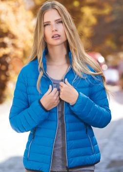 JN1139 Куртка пуховая