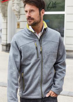 JN1148 Куртка мужская Softshell