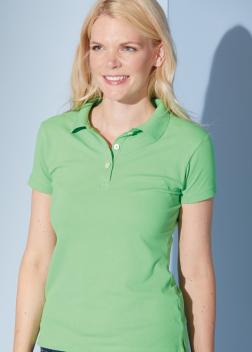 Рубашка-поло женская JN356