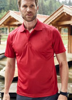 Рубашка-поло мужская JN401