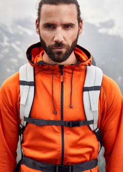 JN571 Куртка мужская флисовая