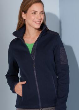 JN590 Куртка флисовая женская