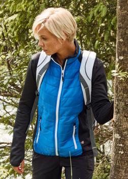 JN592 Куртка женская гибридная