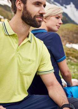 Рубашка-поло мужская JN702