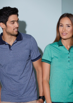 Рубашка-поло женская JN705