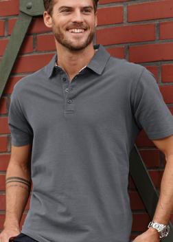 Рубашка-поло мужская JN712