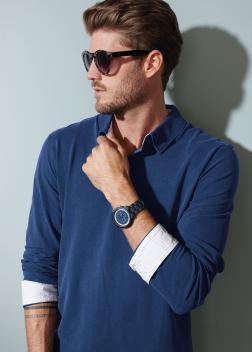 Рубашка-поло мужская JN714