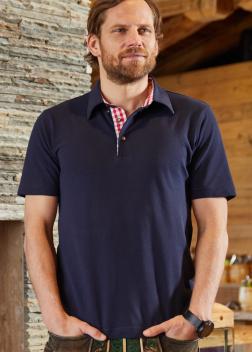 Рубашка-поло мужская JN716