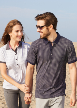 Рубашка-поло мужская JN718