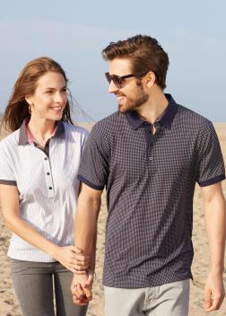 Рубашка-поло женская JN717