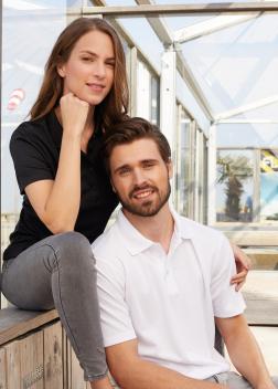 Рубашка-поло мужская JN720