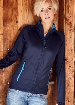 JN763 Куртка флисовая женская
