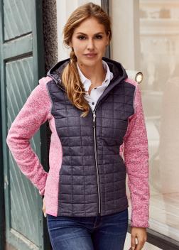JN771 Куртка женская гибридная